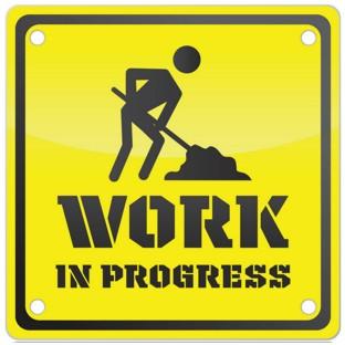 Work in Progress 01
