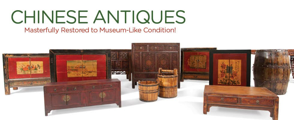 - Chinese Antique Furniture